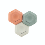 Monograph | 3 Assorted Hexagon Eraser