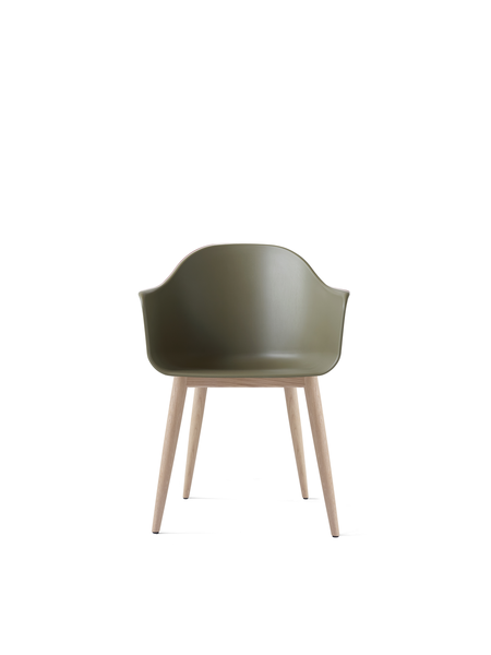 Menu | Harbour Dining Chair | Natural Oak Leg | Various Colours