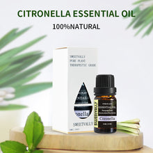 Load image into Gallery viewer, 100% Pure Natural Citronella Essential Oil 0.33 OZ(10ml)