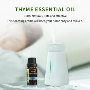 100% Pure Natural Thyme Essential Oil 0.33 OZ(10ml)
