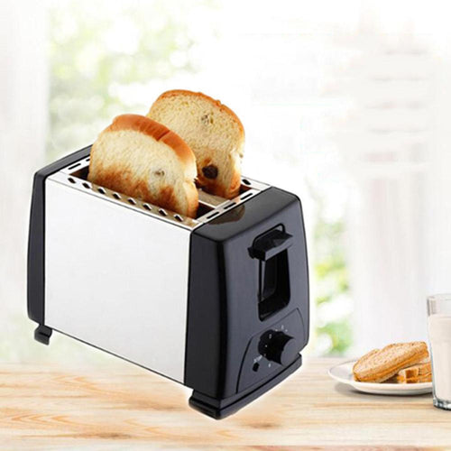 Electric  Bread Toaster 220V Stainless Steel