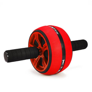 Ab Wheel Roller, Core Training Roller Abdominal Workout Equipment Exercise and Fitness Wheel at Home with Knee Pad for Man Woman Gymnastics Home Gym