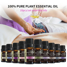 Load image into Gallery viewer, (10Pcs/set)10 Best of Essential Oils Kit