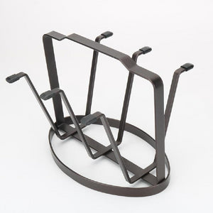 Iron Metal Upside-down Cup Drain Rack
