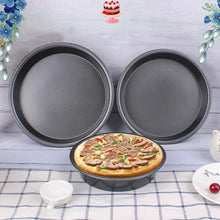 Load image into Gallery viewer, 6/7/8/9 Inch Circular Pizza Pan