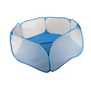 Pet Playpen Portable  Indoor/Outdoor  Tent Fence