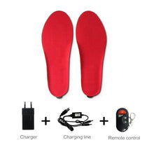 Load image into Gallery viewer, USB Electric Heating Insole