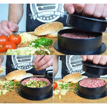 Load image into Gallery viewer, Non-stick Stuffed Burger Press Mould