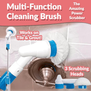 Multifunctional Electric Cleaning Brush