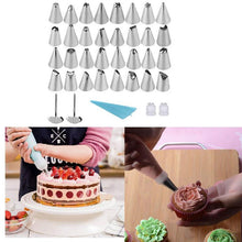 Load image into Gallery viewer, 52Pcs/Set Icing Piping Nozzles