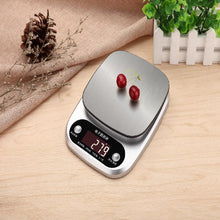 Load image into Gallery viewer, 5kg/0.1g Digital Precision Kitchen Scale