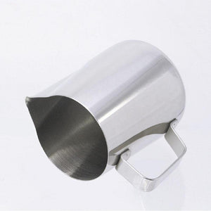 Stainless Steel Polished Milk Frothing Pitcher
