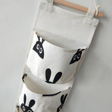 Load image into Gallery viewer, 3-Pockets Hanging Utensil Storage Bag