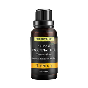 100% Pure Natural Lemon Essential Oil 0.33 (10ml/30ml)
