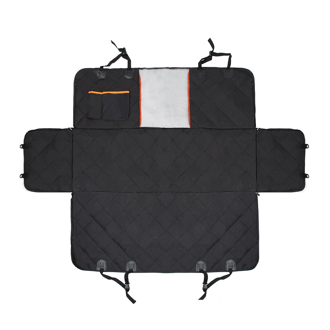 Car Rear Back  Dog Pet Seat Mat