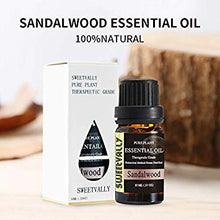 Load image into Gallery viewer, 100% Pure Natural Sandalwood Essential Oil (10ml/30ml)