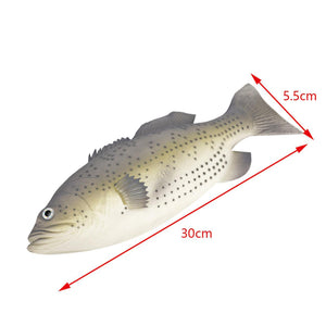 3Pcs/Set Simulated Fish Modes