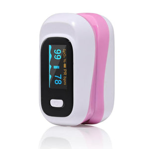 OLED display Fingertip Oximeter accurate measurement