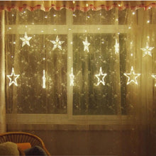 Load image into Gallery viewer, Five-pointed Star LED Decorative Lamp