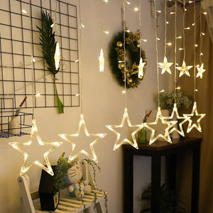 Five-pointed Star LED Decorative Lamp