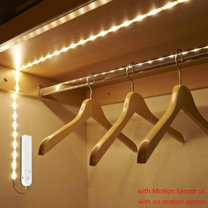 1.5W PIR Motion Sensor LED Strip Light