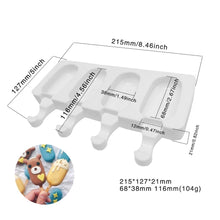 Load image into Gallery viewer, DIY Kitchen Tools Mousse Cake Fondant Mould Silicone Frozen  Maker