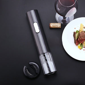 Cordless Electric Wine Bottle Opener (70 Bottles)