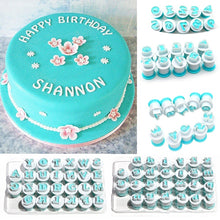 Load image into Gallery viewer, 10Pcs/Set Numbers Cake Embossing Molds