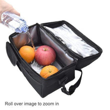 Load image into Gallery viewer, Oxford Cloth Insulated Food Storage Bag