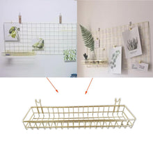 Load image into Gallery viewer, Nordic Style Iron Wire Wall Hanging Basket