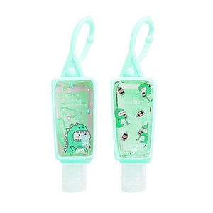 1PC Disposable Travel Portable Mini 30ML Hand Sanitizer Style Send At Random