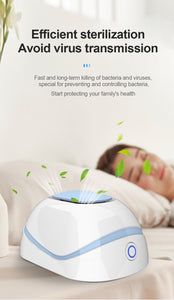 Household New Air Purifier Ozone Generator Ionizer
