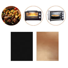 Load image into Gallery viewer, Teflon Fiber BBQ Grill Mats