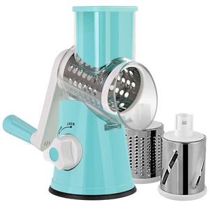 Multifunction Stainless Steel Rotary Grinder