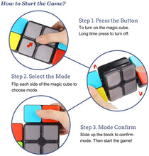 Load image into Gallery viewer, Magic Cube Electronic Music Kids Puzzle Game Novelty Toys
