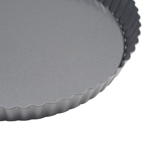 High Carbon Steel Round Baking Tray