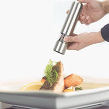 Load image into Gallery viewer, Adjustable Coarseness Electric Pepper Grinder