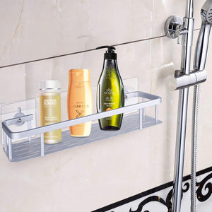 Bedroom Kitchen Self-adhesive Tray Holder
