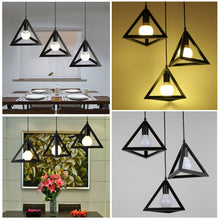 Load image into Gallery viewer, Geometric Pendant Light