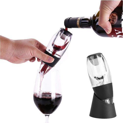 Portable Fast Decanter Device
