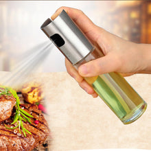 Load image into Gallery viewer, 304 Stainless Steel Oil Vinegar Dispenser