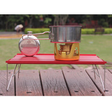 Load image into Gallery viewer, Outdoor Mini Folding Table Camping Portable Barbecue Table