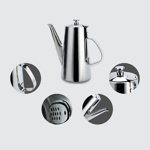 Stainless Steel Cold Water Bottle Teapot
