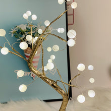 Load image into Gallery viewer, 108LED Creative Decoration Night Light Led Light Touch Screen Pearl Tree Light pearl tree lights pearl tree lights