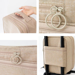 Travel Waterproof Shoe Storage Bag Three Shoe Box