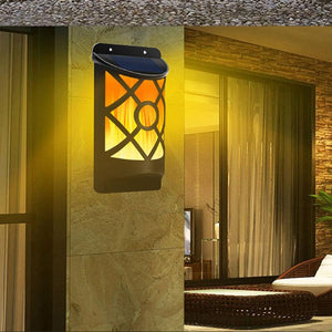 66pcs/set LED Solar Powered Night Lights