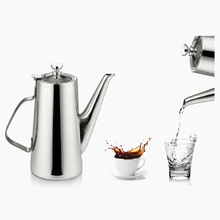 Load image into Gallery viewer, Stainless Steel Cold Water Bottle Teapot