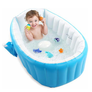 Baby Inflatable Bathtub Portable