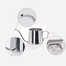 Load image into Gallery viewer, Long Narrow Stainless Steel Spout Tea Pot