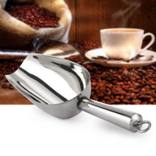 Load image into Gallery viewer, Stainless Steel Ice Scoop